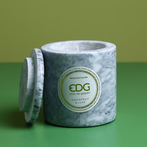 Аромасвеча Grapefruit & Lilac by EDG